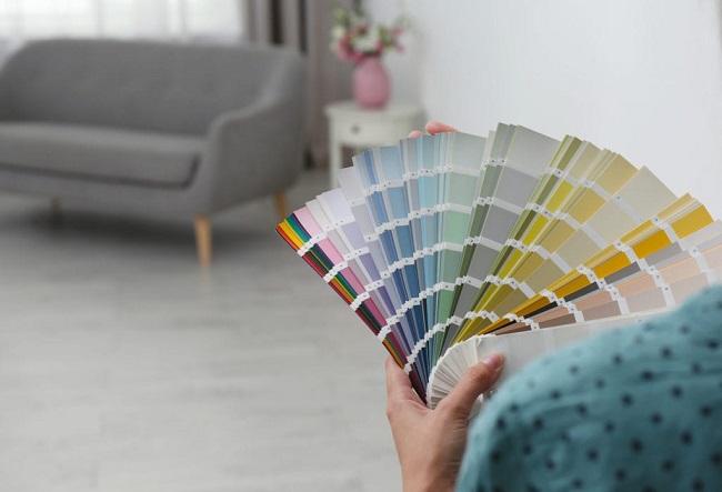 quy tắc phối màu trong thiết kế nội thất