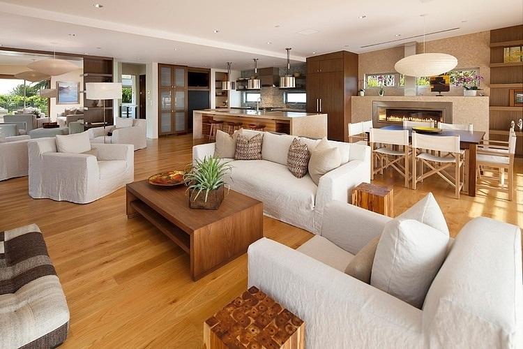 5 loại vật liệu xanh nội thất