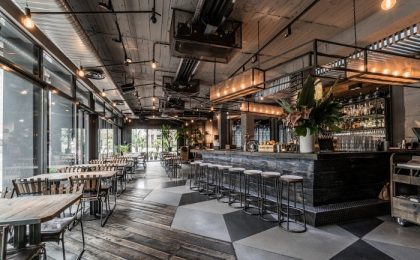 Các Phong Cách Thiết Kế Nội Thất Quán Cafe Thu Hút Khách Hàng