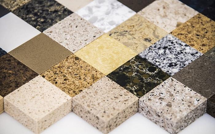 vật liệu đá nhựa nhân tạo